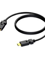 КАБЕЛ HDMI A SWIVEL CONNECTOR HDMI 1.3C-30AWG-2.0M