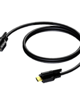 КАБЕЛ HDMI A 1.4 DOUBLE LOCKING - 30AWG - 2M