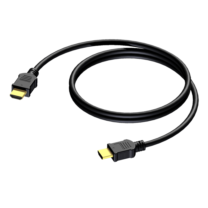 КАБЕЛ HDMI A CABLE 6MM 1.4 - 30 AWG - 3M
