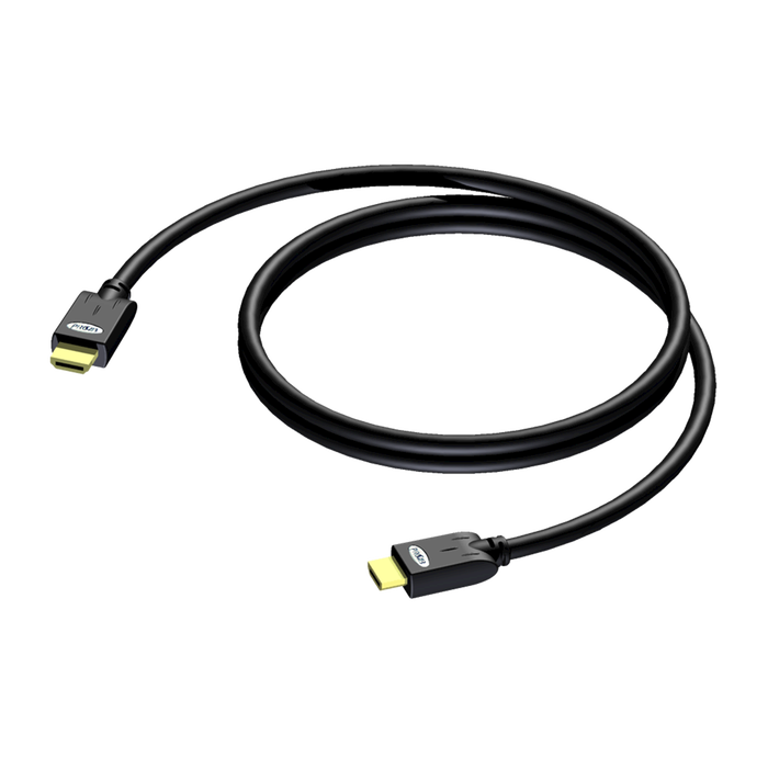 КАБЕЛ REFERENCE HDMI A MALE-HDMI A MALE - 0.5М