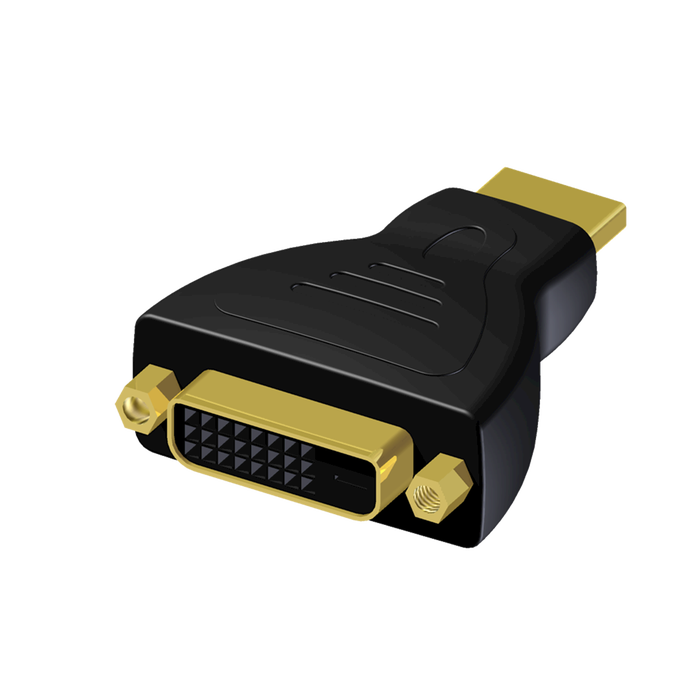 АДАПТЕР HDMI 19 MALE TO DVI 25 MALE
